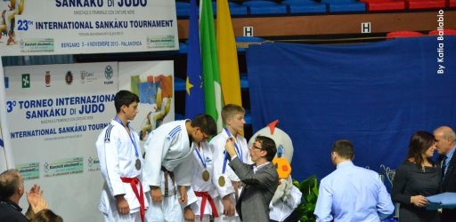 Un Oro e un argento al Trofeo Internazionale Sankaku