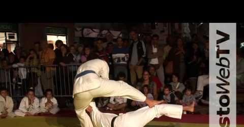 Judo e Ju-jitsu in piazza