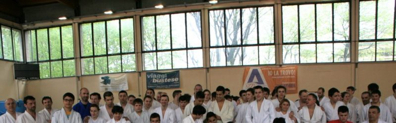 Oltre le parole – Judo per tutti