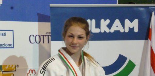 CAMPIONATI ITALIANI CADETTI 2015 BRONZO PER FRANCESCA D'ORAZIO