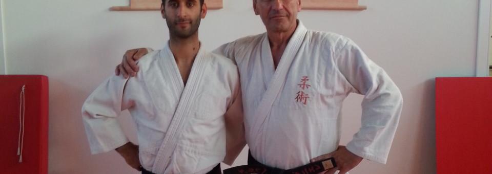 11 Giugno 2016 -3° dan di jujitsu
