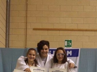 Ciserano 29/30 Ottobre pioggia di medaglie sulla Pro Patria Judo