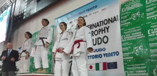 12 Marzo Vittorio Veneto 2 Bronzi per la Pro Patria Judo