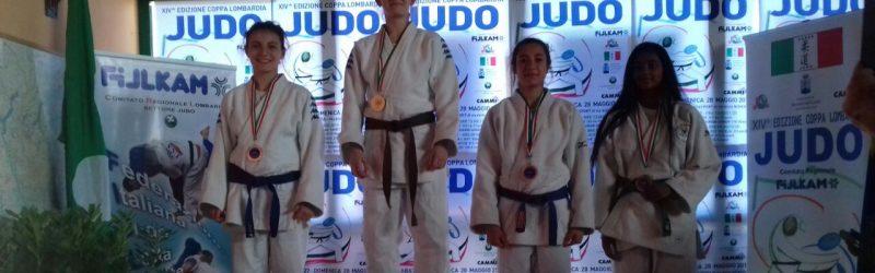 Coppa di Lombardia  oro argento e bronzo