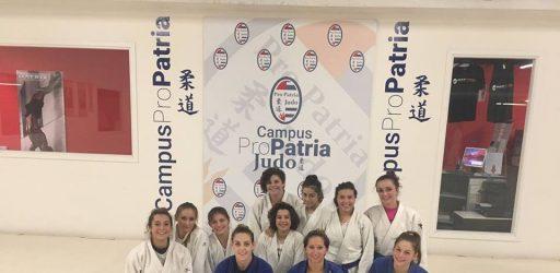 Judo ne waza e Brasilian Jujitsu con Margherita e Benedetta