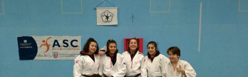 Judo a Meolo (VE) e Jujitsu a Genova 5 medaglie