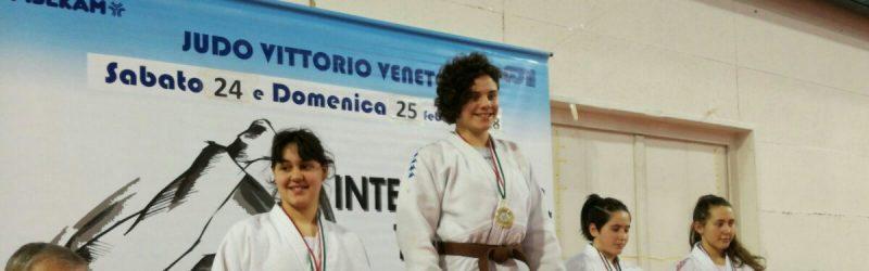 25 Febbraio Vittorio Veneto Oro per Angelica Zanesco