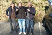 Fighting JuJitsu Trofeo a Genova 3 Medaglie