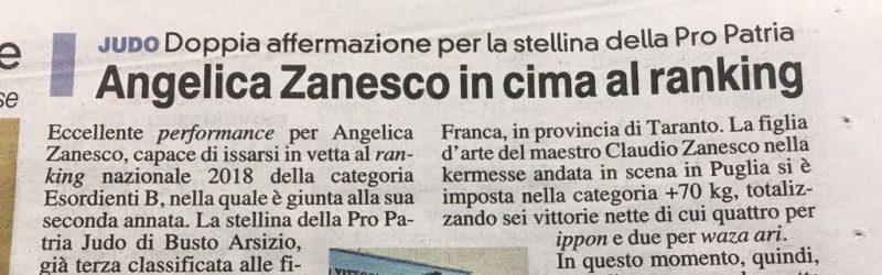 La Prealpina 13 Marzo 2018