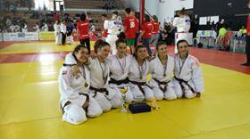 Bronzo a squadre  per le cadette della Pro Patria Judo