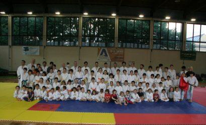 Festa del Judo Kohaku Shiai dei bambini e ragazzi