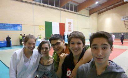Campionati Regionali Cadetti 2014, soddisfazioni per la Pro Patria Judo