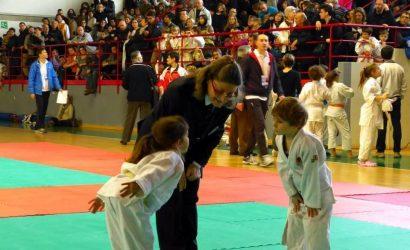 8/9 Marzo 2014 Tripletta della Pro Patria Judo