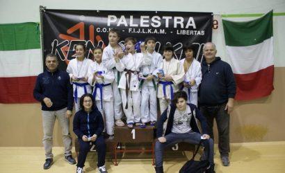 30 Novembre Somma Lombardo 3° posto per la squadra dei Pre Agonisti