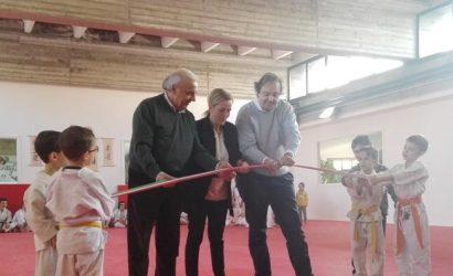 23/24 Gennaio 2016 si inaugura il Campus Pro Patria Judo
