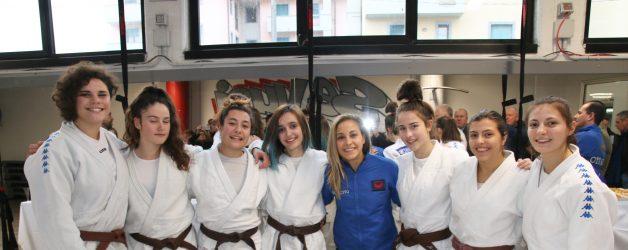 Giuffrida alla Pro Patria Judo