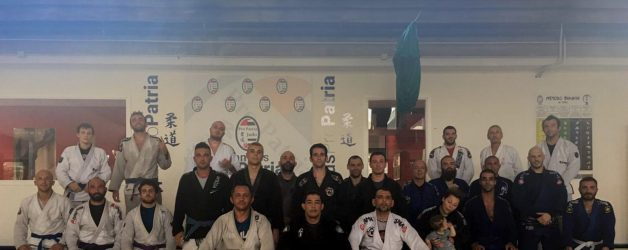 10 Agosto Open Mat in sede