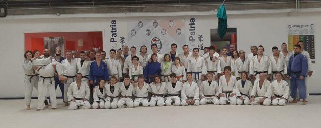 Ivan Nifontov alla Pro Patria Judo