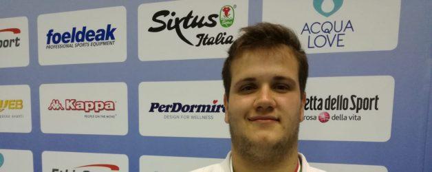 12-13 Giugno 2021 Velletri Finali Junior un bronzo per Christian Formentin