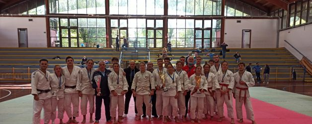 Pro Patria Judo 3° ai Nazionali a squadre ENDAS